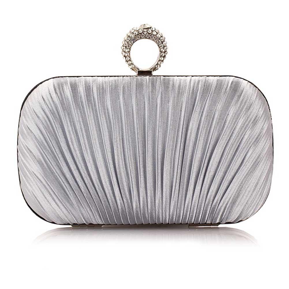 2017 Neue Modemarke Handtasche Abendgesellschaft Tasche Gefaltete Brieftasche Kupplung Brieftasche Lxx9