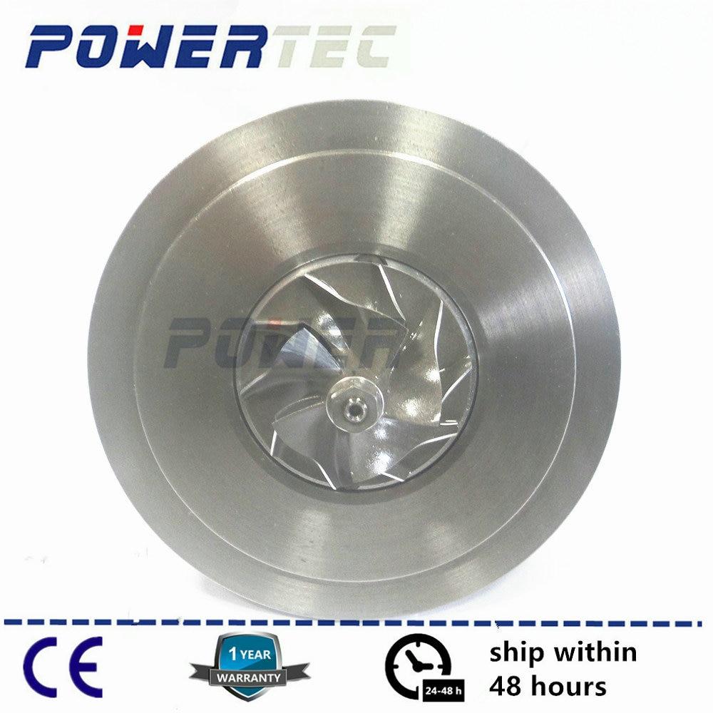 Turbocompresseur cartouche CHRA RHF3V voiture turbo kit noyau pour Peugeot 307 1.4 HDI DV4TED4 F3V PSA 68KW G0500V30A01443
