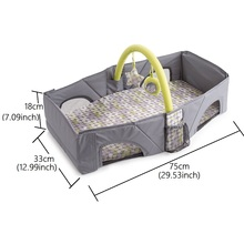 Portable Baby Travel Bag