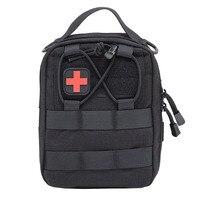 Tactische Medische Outdoor Rugzak Militaire Ehbo-kit Pouch Emergency Assault Combat Rugzak Veiligheid Ehbo