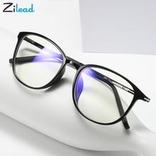 Zilead Anti Blue-light Plain Reading Glasses Computer Custom Radiation protectio
