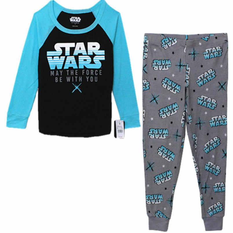 Star Wars Cotton Pajama Sleep Set Top and Pants Pajamas Causal Adlut Suits Cosplay Costumes