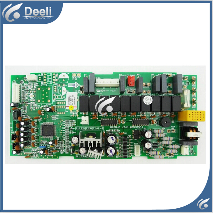 95% new good working for air conditioning Computer board 6053H 30036060 GR60-D pc board circuit board on sale original good working for tcl air conditioning computer board used circuit board tcl32ggft808 kz