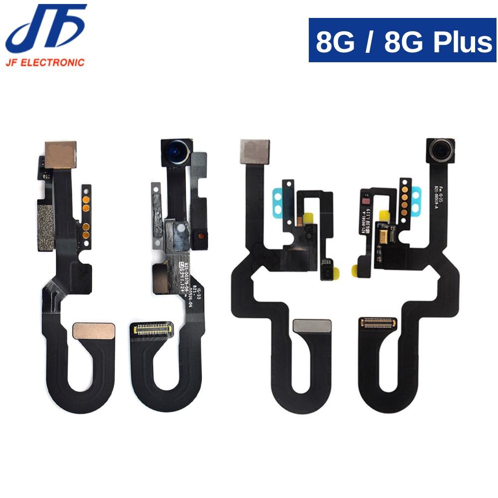 5pcs lot Front Face Facing Small Camera Module Proximity Light Sensor Flex Cable Ribbon For iPhone