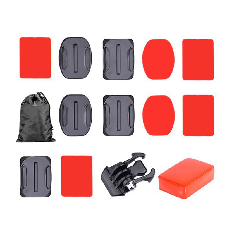 21-in-1 game External sports indispensable accessories for GoproHero4 Hero 1 2 3 3+ SJ4000,and all similar size Sports Cameras