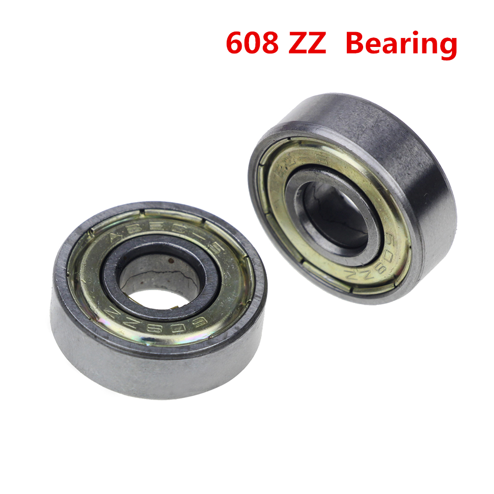 где купить  1PCS 608ZZ 8X22X7 Miniature Radial Bearings Deep Groove Radial Ball for 3D printer Free Shipping  по лучшей цене