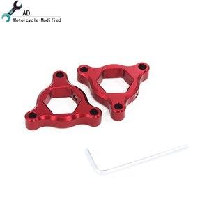 For Honda CB1000R 2011 2012 2013 CBR1000RR 2008 - 2013 Suspension Fork Preload Adjusters Accessories Motorcycle Parts CBR1000 R(China)