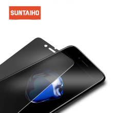 Suntaiho Privacy Tempered Glass Screen Protector for iPhone 6 6s Plus Premium Protective Guard Film Protector Protective Films