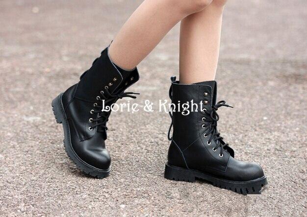 e1fa8a431e8 botas rockeras mujer