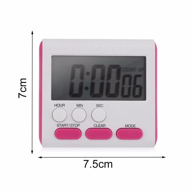 Multifunctional Kitchen Digital Timers