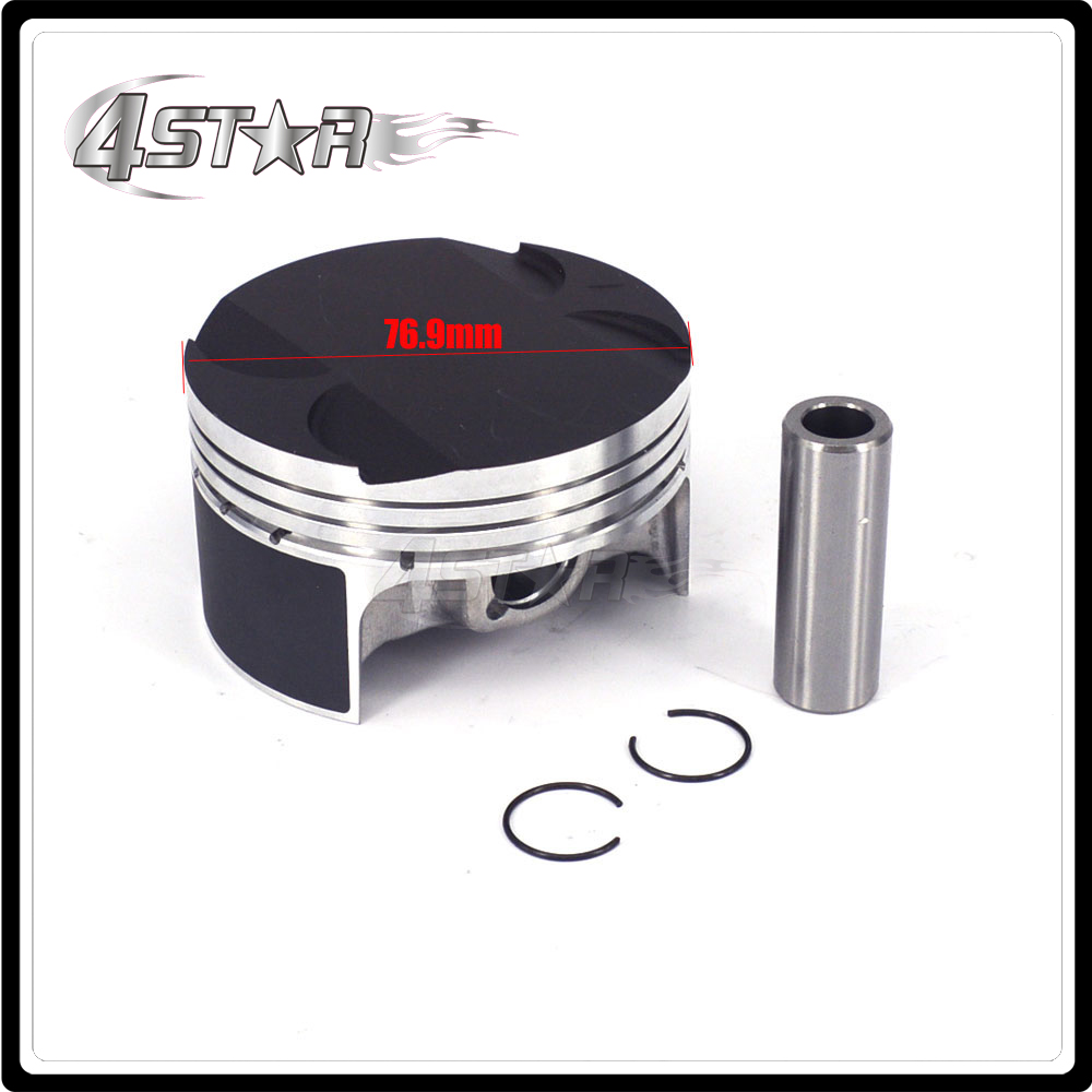 Motorcycle Piston Pin For ZS177MM ZONGSHEN Engine NC250 KAYO T6 BSE J5 RX3 ZS250GY-3 4 Valves Parts laidong swirl engine km4l22t the set of piston piston rings piston pin and liners for one engine use