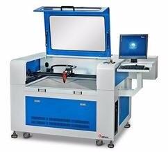 1060 High precision low price camra cutting machine 1300 900mm 200w fiber camra cutting machine for 2mm metal with good quality price