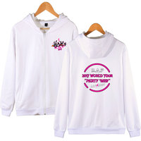 B.A.P Best Absolute Perfect Print Women Zipper Sweatshirt winter Fashion Female Fans Hoodies Sweatshirt Casual S 4XL Clothes