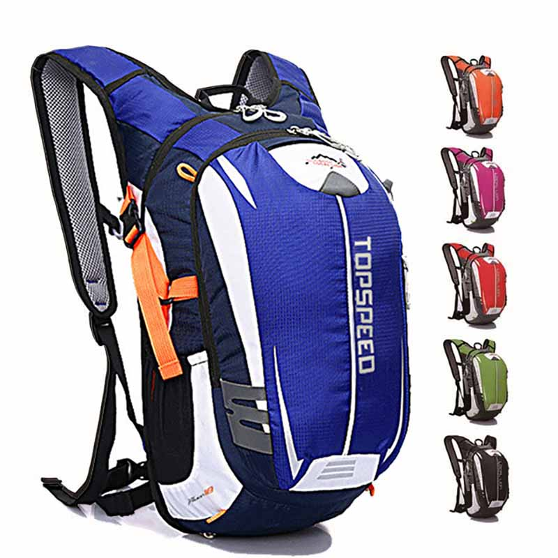 18L Ourdoor Bicycle Backpack Waterproof Sport Bag Cycling Bike Rucksacks Riding Packsack Running Backpack Ride Pack LOCAL LION