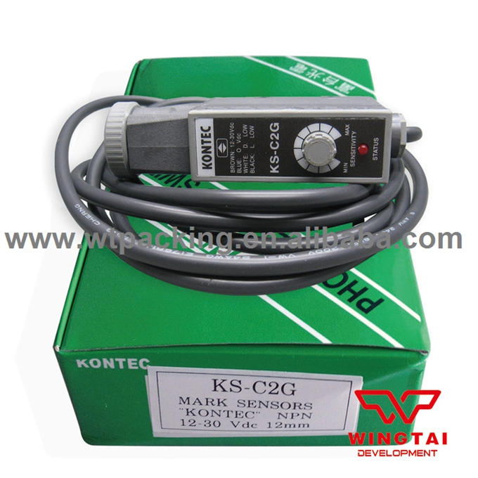 KS-C2G Green light Electronic Polymer Taiwan KONTEC Photoelectric Eye штатив cheeese chechil 2 light green