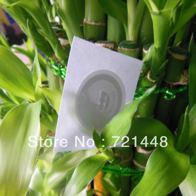 100pcs  NFC tags  NTAG213 (NTAG203) NDEF fomartted  Available For All NFC Phone