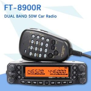Image 1 - YAESU FT 8900R FT 8900R interfono profesional con transceptor bidireccional para coche, walkie talkie