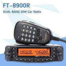 YAESU FT 8900R FT 8900R מקצועי נייד רכב שתי דרך רדיו/רכב משדר ווקי טוקי האינטרפון