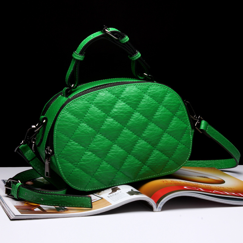 2016 New Cow Leather Handbags Brand Women Messenger Bag Ladies Casual Shoulder Lozenge pattern Crossbody Bags For Women 3 5mm sport headphone game gaming headphones headset low bass stereo with mic wired for pc laptop computer