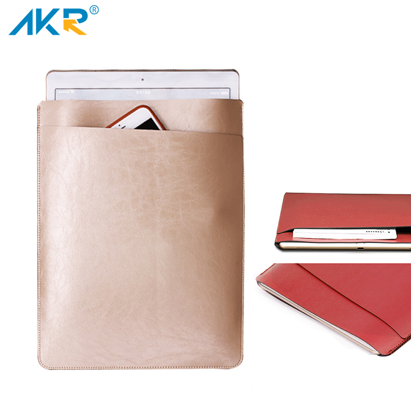 7.9 inch Fashion PU Leather Sleeve Tablet Case for iPad mini 2 3 4 Soft Cover AKR Slim akr shockproof 7 9 inch tablet sleeve pouch case for ipad mini 4 3 2 mini 3 cover thick