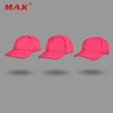 5 Colors 1/6 Baseball Cap Leisure Hat Model Without Mark For Obitsu Doll Figure Accessory(China)
