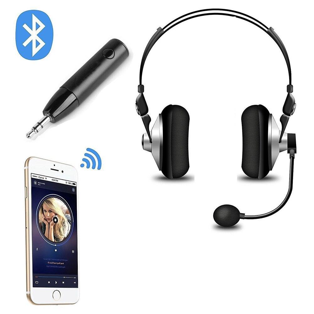 auto wireless mini 3 5mm headphone speaker bluetooth audio. Black Bedroom Furniture Sets. Home Design Ideas