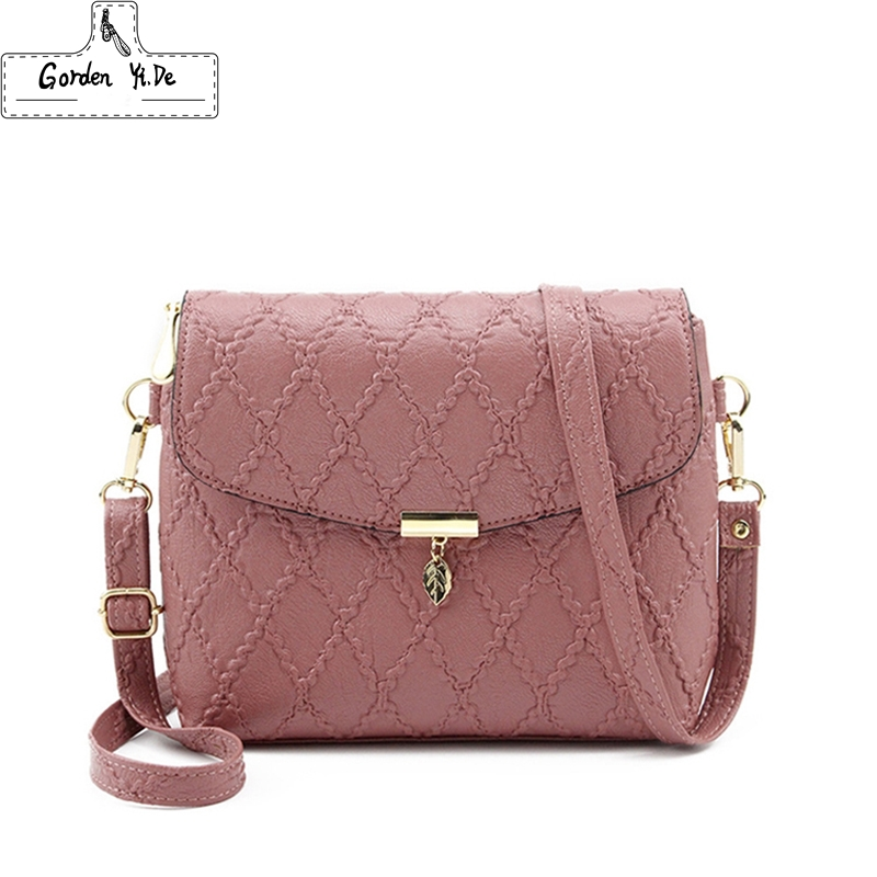NEW Small Handbags Women Leather Shoulder Mini Bag Crossbody Bag Sac A Main Femme Ladies Messenger Bag Long Strap Female Clutch