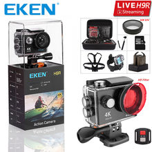 Original EKEN H9 H9R Ultra HD 4K 30fps Action Camera 30m waterproof 2 inch LCD Screen Wi Fi Remote Go Extreme pro Sports Camera