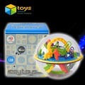 3D Ball Maze Perplexus Ball Puzzle Labyrinth Magical Intellect Maze Ball Intelligence Educational Toys for Children 158 Barriers