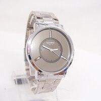 Good Quality Japan Movement Fashion Quartz Watch Men Women Brand Stainless Steel Wristwatch 5R248