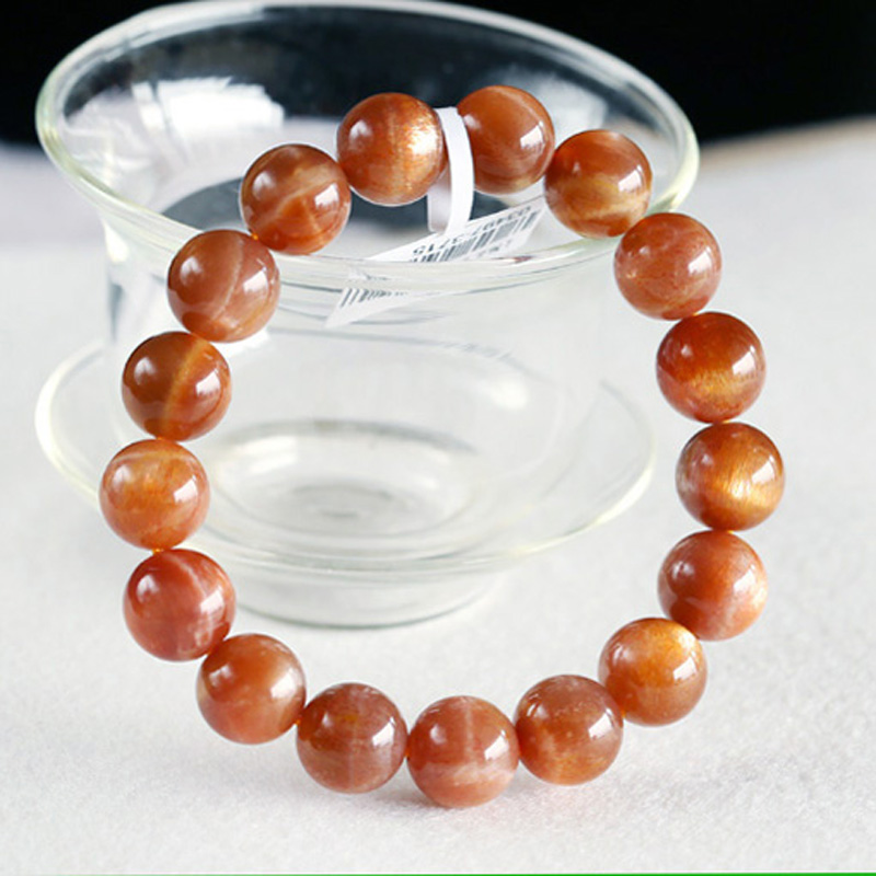 Free shipping Natural Gold Sunstone Stretch Bracelet Round Big Beads 12mm Sunstone Fit Jewelry DIY Wholesale discount 03457Free shipping Natural Gold Sunstone Stretch Bracelet Round Big Beads 12mm Sunstone Fit Jewelry DIY Wholesale discount 03457