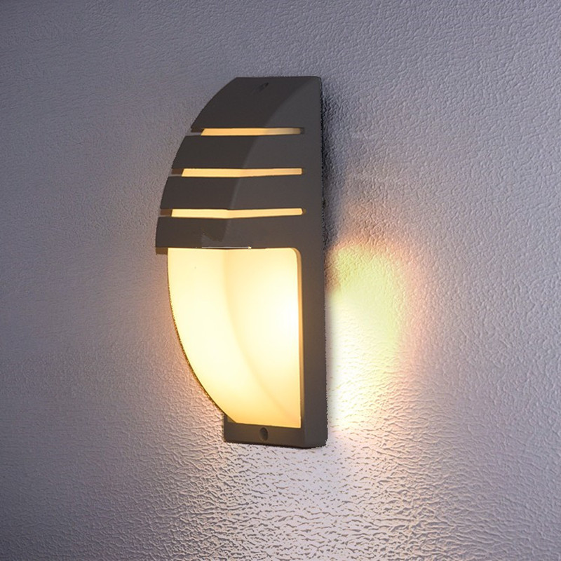 LED Light Outdoor Wall Lamps Modern 5W Led Wall Light