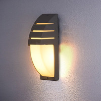 LED Light Outdoor Wall Lamps Modern 5W Led Wall Light Aluminum Housing Acrylic Cover Minimalism Garden Wall Sconces