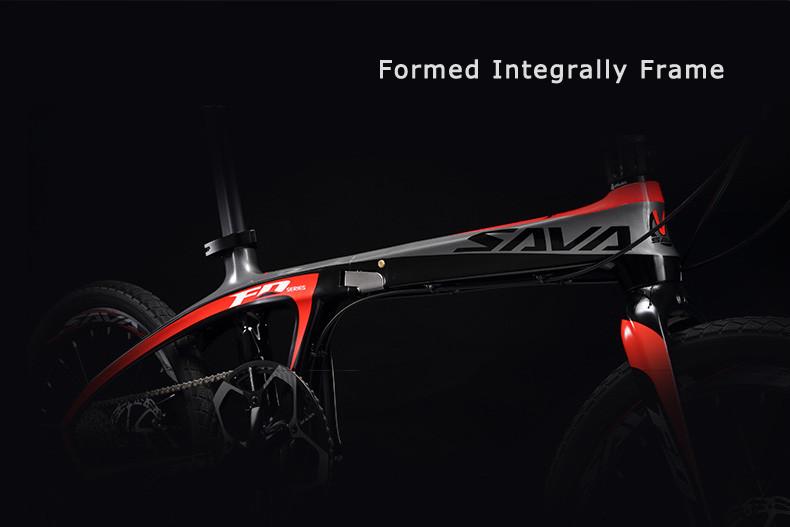 Folding bike -X-9