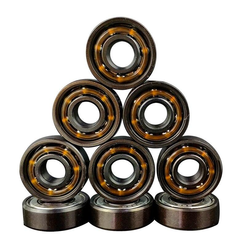 16pcs Speed Bearing Longboard/Skateboard Bearings Roller Skate Bearings Inline Skate Bearing Abec-7