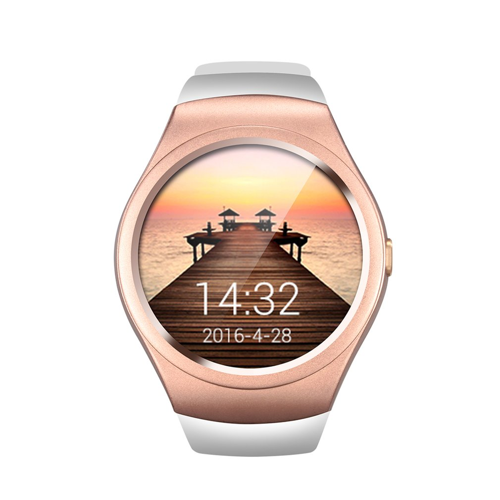 Full Circle Touch Screen V365 Smart Watch Multifunctional Bluetooth Watch Sport Fitness Pedometer Support SIM TF Card
