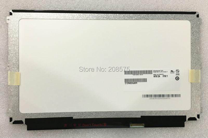 Free shipping ! B125HAN02.0 LP125WF2-SPB3 LTN125HL02-301 Brand 12.5inch IPS screen EDP 30 Pins 1920*1080 ltn125hl02 301 ltn125hl02 301 fit lp125wf2 spb3 edp 30 pin lcd led screen panel
