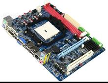 Free shipping for Mingxuan MS-A55EL / A55DL MAXSUN A55 FM1 interface DDR3 motherboard