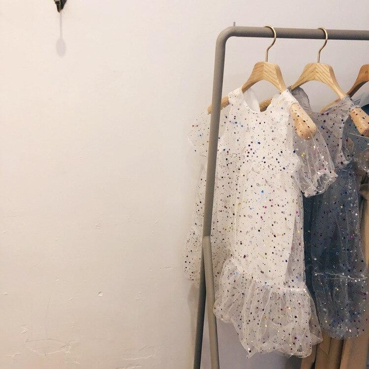 KIDS DRESSES FOR GIRLS THANKSGIVING DRESS TODDLER GIRLS DRESS STAR PARTY DRESSES WOLF RITA PRINCESS in Dresses from Mother Kids
