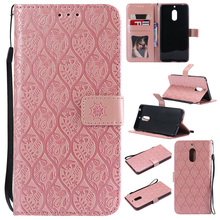 3D Leather Case For Nokia 3 5 Lumia 550 N550 630 N630 635 N635 640 N640 650 N650 Capa For Nokia 6 3310 2017 Flip Cover Coque стоимость