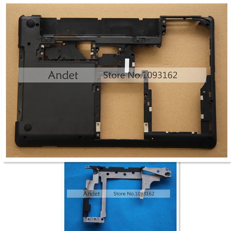 New Original Lenovo ThinkPad E430 E435 Bottom Case Base Lower Cover + Hinge Set 04W4156 04W4158 04W4160 AM0NV000700