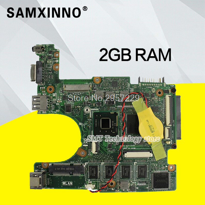 FOR Asus Eee PC 1015CX REV1.4G laptop motherboard Fully tested 45 days warranty S-6 mainboard цена