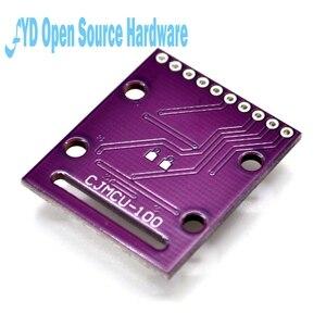 Image 3 - CJMCU 100 SCA100T D02 عالية الدقة ثنائي المحور الميل الاستشعار 90 درجة المدى 1g
