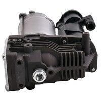 Новый пневматическая подвеска компрессор LR045251 для Land Rover Discovery MK3 mk4 04 16 LR061888 LR044360 пневматическая подвеска компрессор насос