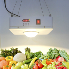 CREE CXB3590 100W COB LED Grow Light Full Spectrum 24 hours cycle timer LED Growing Lamp For Indoor Plant Growth Lighting недорого