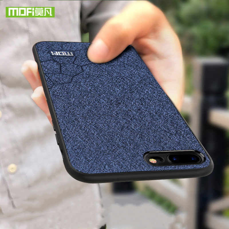 For iPhone 7 plus case for iPhone 7 case cover TPU leather luxury 360 protector silicone for iPhone 7 7plus case original MOFi