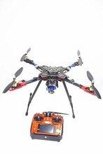 F11066-C Estante Plegable Transmisor RC Quadcopter RTF con AT10 QQ Cámara Gimbal Motor ESC Propeller Control de Vuelo