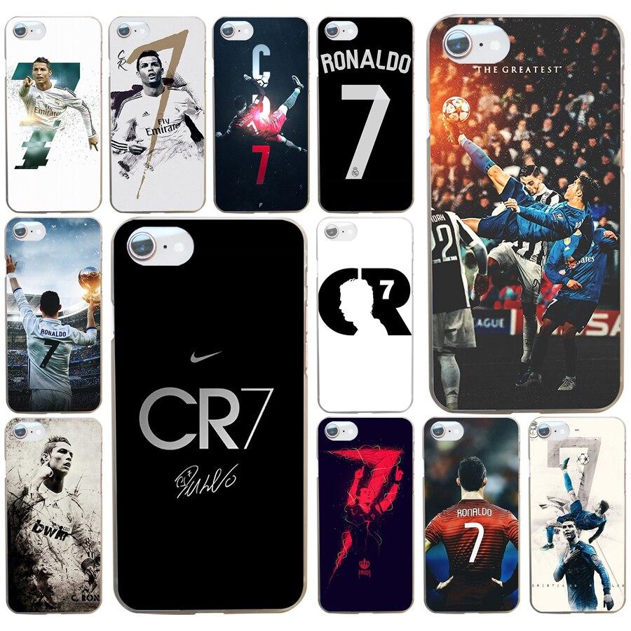86AD CR7 Logo Cristiano Ronaldo 7 Football Hard Tr... 86AD CR7 logo cristiano  ronaldo 7 Football Hard Transparent Cover Case ... 1f48caaa929b