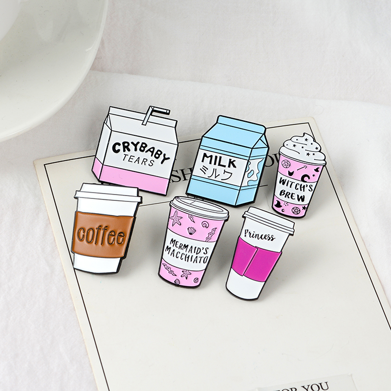 QIHE-JEWELRY-Coffee-pins-Travel-cup-brooches-To-go-cup-badges-Milk-lapel-pins-Gift-for(4)
