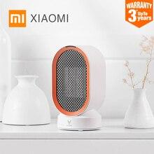 XIAOMI MIJIA VIOMI grzejniki elektryczne wentylator blat Mini home room handy szybkie oszczędzanie energii cieplej na zimę PTC ceramiczne ogrzewanie
